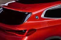 【パリモーターショー2016】新デザインのコンパクトSUV「BMWコンセプトX2」登場の画像