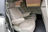 日産プレサージュ 3.5X 4WD(CVT)【ブリーフテスト】の画像