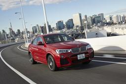 BMW X4 xDrive35i Mスポーツ(4WD/8AT)【短評】