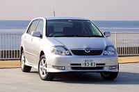 トヨタ・カローラランクス&アレックス X Gエディション(4AT)/Z エアロツアラー(6MT)【試乗記】の画像