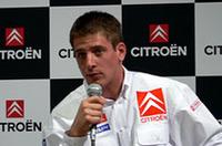 フォードからシトロエンに移籍してきたフランソワ・デュバルにとって、2005年は苦しい1年となったが、ラリー・ジャパンに関しては「マシンもいいし、うまくいくと信じている」と前向きなコメントを述べた。