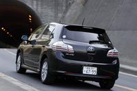 トヨタ・ブレイド(4WD/CVT)【ブリーフテスト】