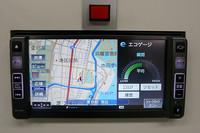 こちらは「NMDP-W60」(15万5000円)のエコドライブサポート機能。