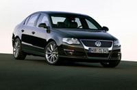 【ジュネーブショー2005】VWのアッパーミドルサルーン「パサート」公開