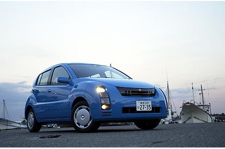 トヨタ WiLLサイファ1.3(4AT)【ブリーフテスト】