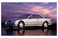 メルセデスベンツ、「CL500」左ハンドル車と「CL55AMG」を同時発売の画像