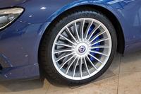 BMWアルピナの新型4ドアクーペ、日本上陸の画像