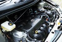 トヨタ・イスト1.5S(4AT)【ブリーフテスト】の画像