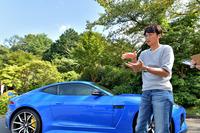 谷口信輝の新車試乗――ジャガーFタイプSVRクーペ(後編)の画像