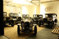 1933年「バリッラ・スパイダー」をはじめとするフィアット・コレクション。