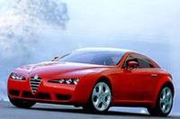 2002年に発表されたコンセプトカー。4リッターV8搭載をイメージしていた。