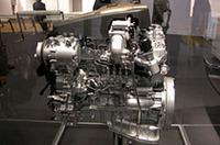 【東京モーターショー2004】いすゞ「世界のメジャープレーヤーに向けて」の画像