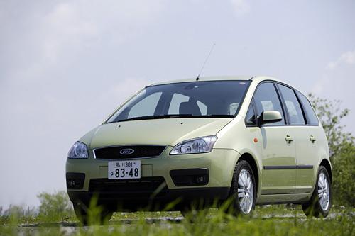 フォード・フォーカスC-MAX(FF/4AT)【試乗速報】