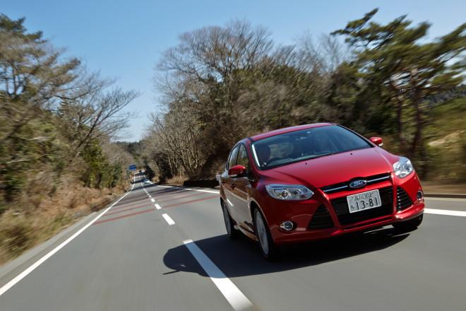 フォード・フォーカス Sport(FF/6AT)【試乗記】