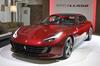 フェラーリの新たな4WDモデル「GTC4ルッソ」が上陸