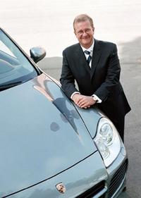 ポルシェの社長兼CEO、Dr.ヴェンデリン・ヴィーデキング氏 (写真=ポルシェ)