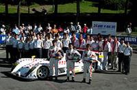 【ルマン2005】予選1日目、暫定ポールはWRCチャンピオンの画像