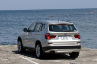 BMW X3 xDrive28i(4WD/8AT)【試乗記】の画像