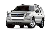 「フォード・エクスプローラー」装備変更、グレード見直しもの画像