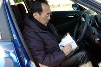 『webCG』エグゼクティブディレクターの大川悠。