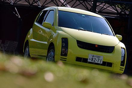 トヨタ WiLLサイファ1.3リッター2WD(4AT)【試乗記】