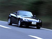 ホンダS2000タイプV(6MT)【ブリーフテスト】の画像