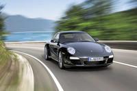 黒い限定ポルシェ、911ブラックエディション登場の画像