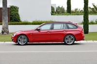 BMW、新型「3シリーズツーリング」を発売の画像