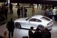 【フランクフルトショー2005】BMW、「Z4クーペ」やハイブリッドSUVを発表