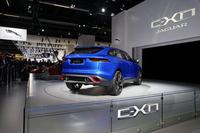ジャガーが初のSUV「C-X17」を披露【フランクフルトショー2013】の画像