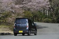 スズキ・ワゴンR スティングレーTS(FF/CVT)【ブリーフテスト】