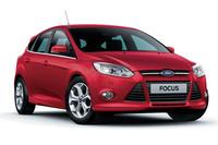新型「フォード・フォーカス」