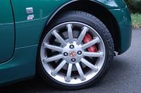MG TF160(5MT)【ブリーフテスト】の画像