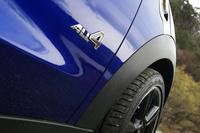 今回試乗した「クーパー」の4WD車は、2013年9月に登場。これにより「MINIペースマン」のバリエーションは全5種類となった。