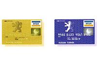 プジョーオーナーだけが持てるクレジットカードの画像