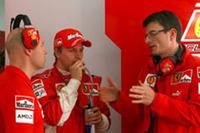 """新チャンピオンとして戦うキミ・ライコネン。マシンが好調なら手をつけられない速さを見せる""""ウィニングマシン""""。タイトル防衛の可能性も高い。(写真=Ferrari)"""