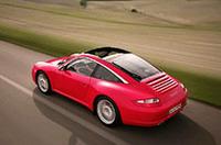 独ポルシェAG、4WDになった(!)「911タルガ」発表の画像