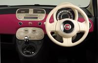 「フィアット500」に真っ赤なボディの特別仕様車