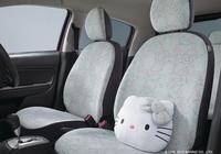 三菱ミラージュに新グレード キティの装備もの画像
