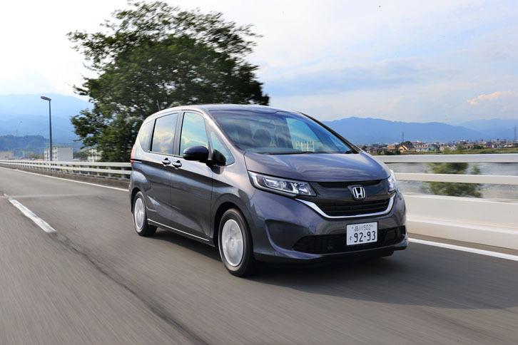 ホンダ・フリードG Honda SENSING(FF/CVT)【試乗記】