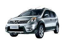 日産、中国で5人乗りのクロスオーバー「リヴィナ C-Gear」を発売