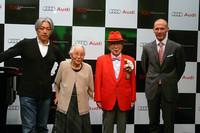 坂本龍一の欧州ツアーをアウディがサポート