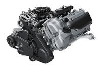 「R06A」型エンジン。