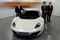F1の名門・マクラーレンの「MP4-12C」は2790万円