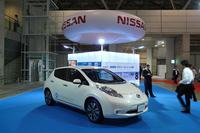 日産が自動運転システムの試作車を公開【CEATEC 2013】の画像