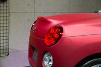 ダイハツ、第3のコペンのコンセプトカー初公開の画像