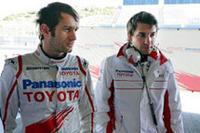 ベテランのヤルノ・トゥルーリ(左)と若手ティモ・グロック(右)がステアリングを握る。(写真=Toyota)