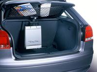 トランク容量は先代と変わらない、350リッター(VDA法)。