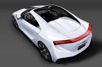 「トヨタFT-HS」トヨタのFRスポーツカーはハイブリッドで400ps【出展車紹介】の画像