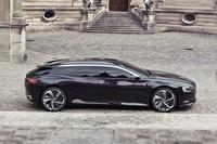 シトロエン、コンセプトカー「Numero 9」発表【北京モーターショー2012】の画像